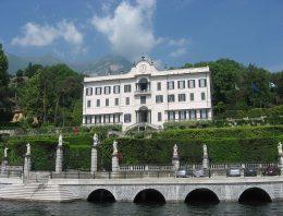 The Beautiful Villa Carlotta