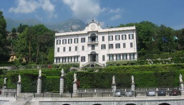 The Beautiful Villa Carlotta